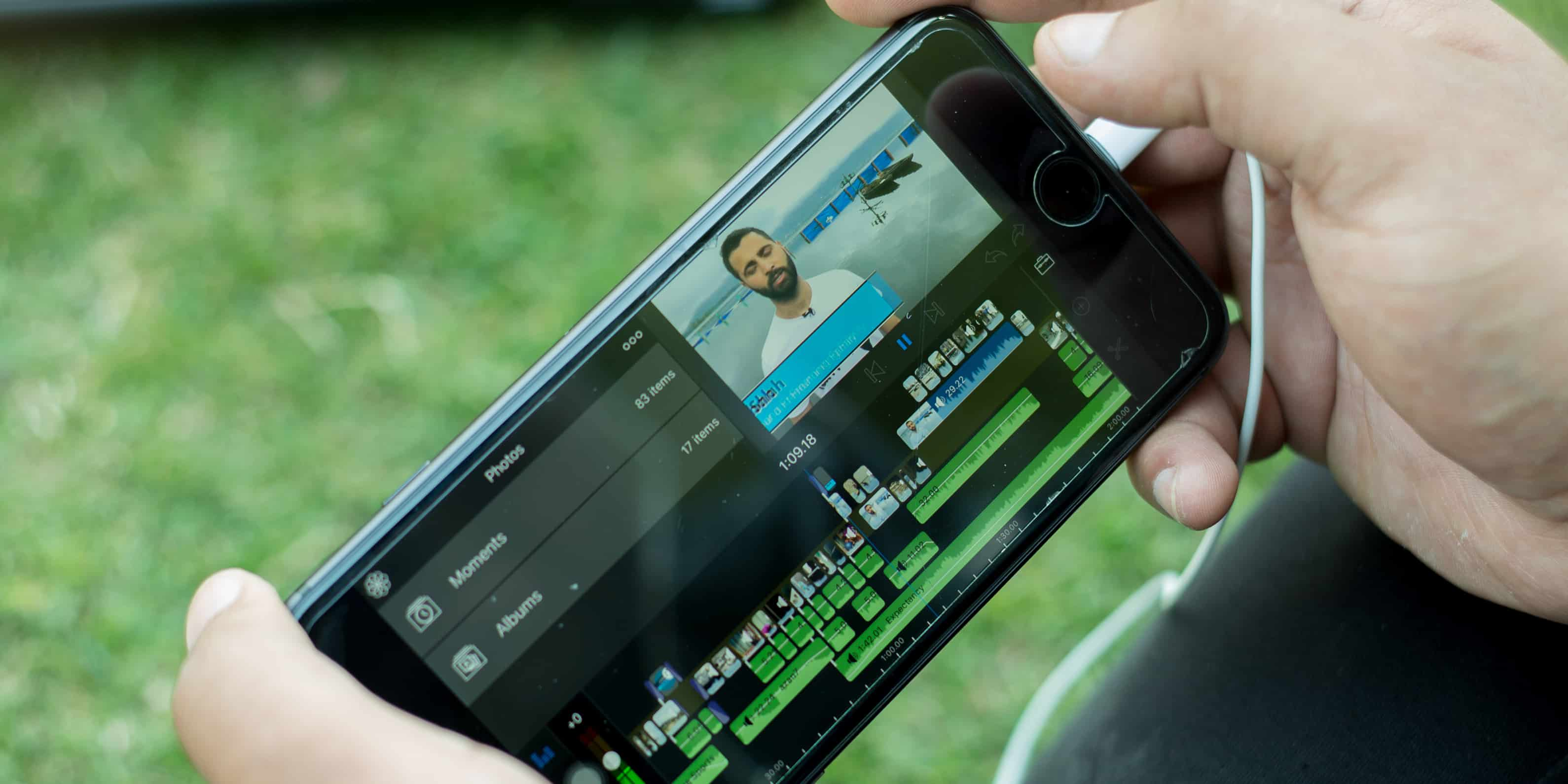 Multi Track Video Editing And Post Production Apps Mobile Journalism Manual